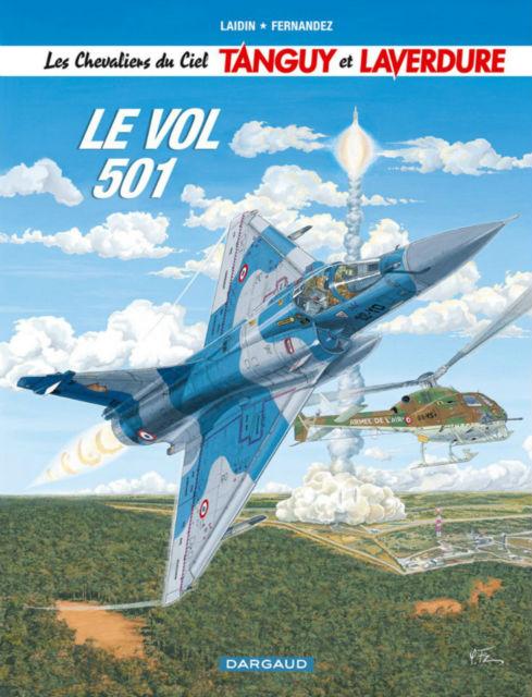 Tanguy et Laverdure - Les chevaliers du ciel 104bkr