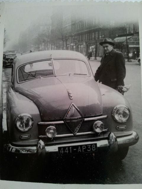Accident Albert Camus/Facel Vega 07z1b8