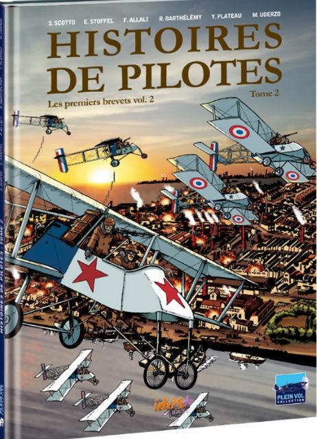Autres BD aéronautiques - Page 2 20mefs