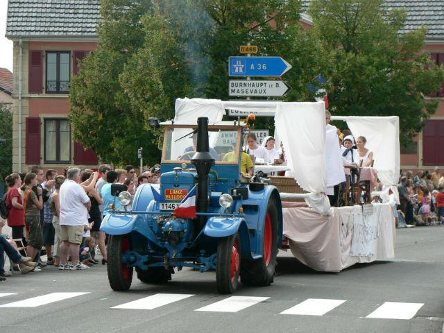 Tracteur HURLIMANN 29eg2p
