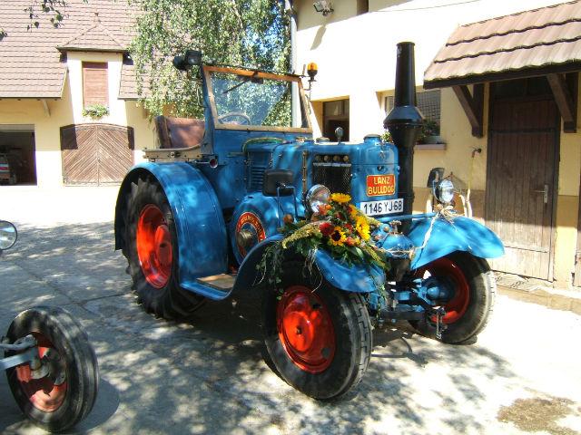 Tracteur HURLIMANN 29sdfj