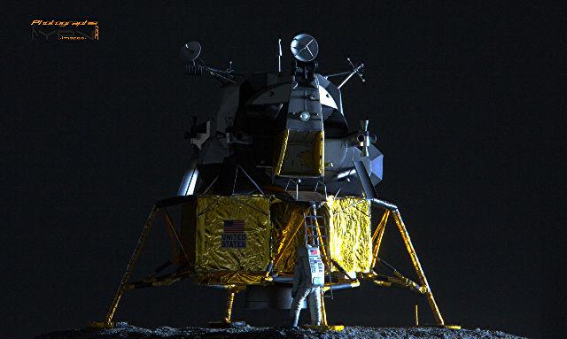 LEM Apollo 11 12e579