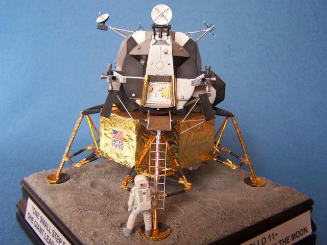 LEM Apollo 11 12iiox