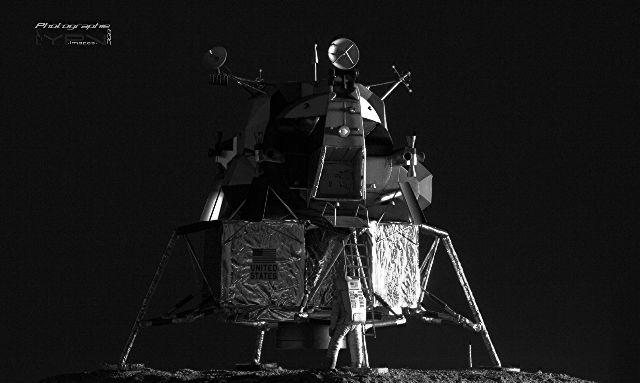 LEM Apollo 11 12trf0