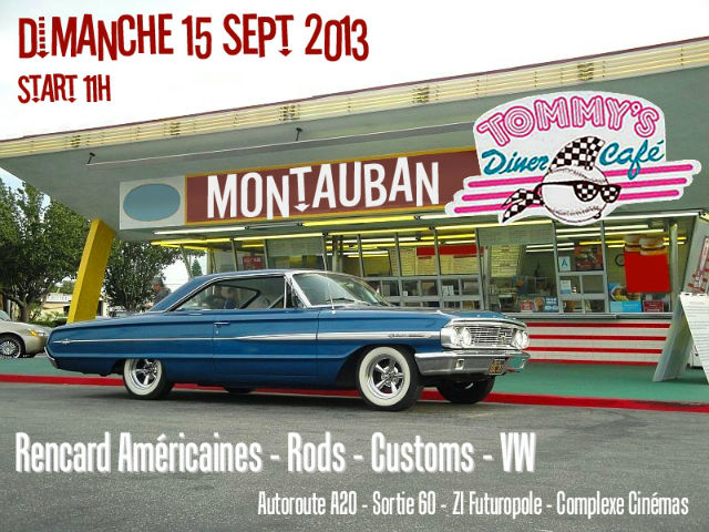 Montauban(82), le 15/09/13 16o92t