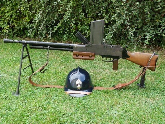 Le Fusil-Mitrailleur de Châtellerault Mle 1924 M29 et accesoires - Page 2 01vgc1