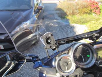 support GPS pour Garmin Zumo 05w8z0