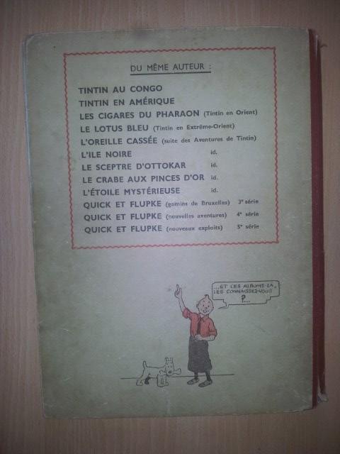 BD tintin et Michel vaillant 29kagj