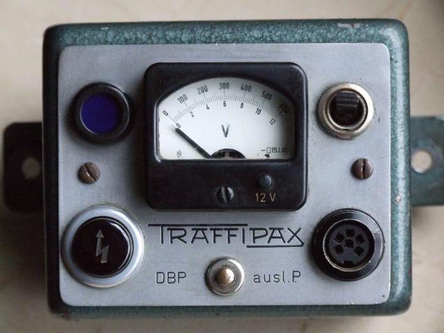 Peugeot 403 - Traffipax -  12gul3