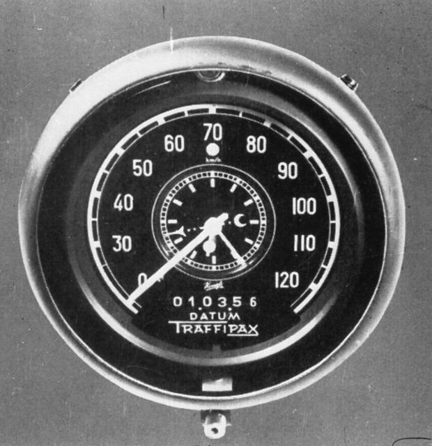 Peugeot 403 - Traffipax -  12xfnd