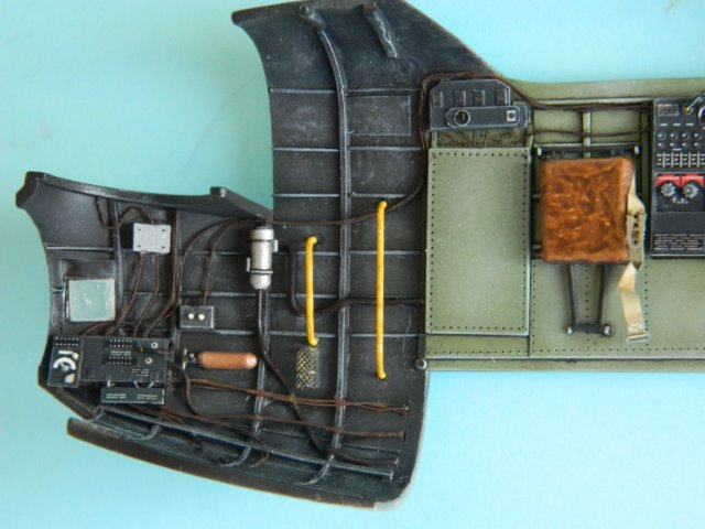 AVRO LANCASTER  Mk.III. Tamiya 1/48° - Page 8 08r6uk
