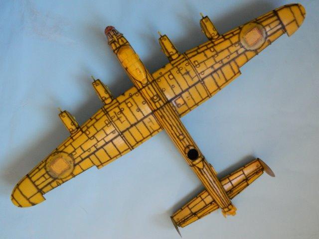 AVRO LANCASTER  Mk.III. Tamiya 1/48° - Page 10 08cv4m