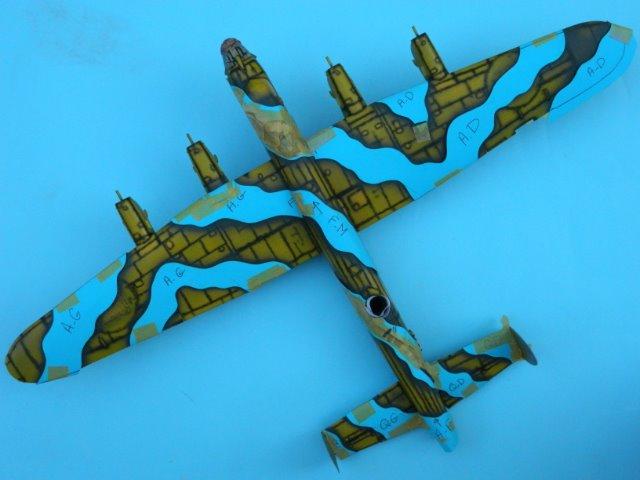 AVRO LANCASTER  Mk.III. Tamiya 1/48° - Page 10 08hnaa