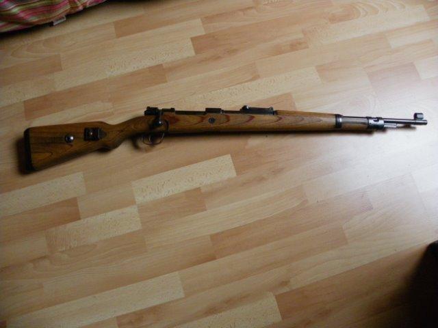 Mauser sauer und sohn 1937 98k 22t4vb