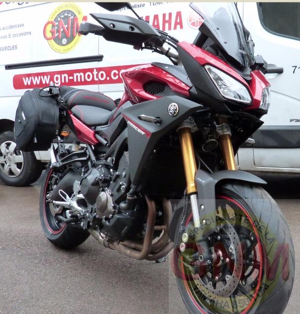 VENDU Yamaha MT09 TRACER 2016 7100 km OPTIONS A CHOISIR 2410lr