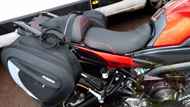 VENDU Yamaha MT09 TRACER 2016 7100 km OPTIONS A CHOISIR 24riye