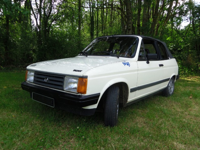 vends samba cabriolet 301s95