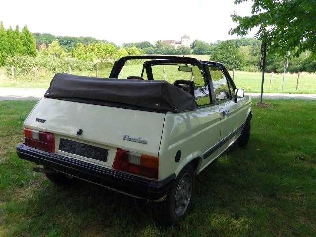 vends samba cabriolet 30ojqc