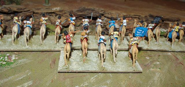 beja montés lancashire games 15 mm (sudan 1883-1898) 05mibw