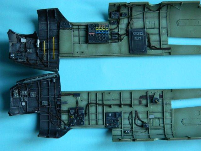 AVRO LANCASTER  Mk.III. Tamiya 1/48° - Page 7 26274k
