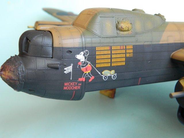AVRO LANCASTER  Mk.III. Tamiya 1/48° - Page 11 22xd3a