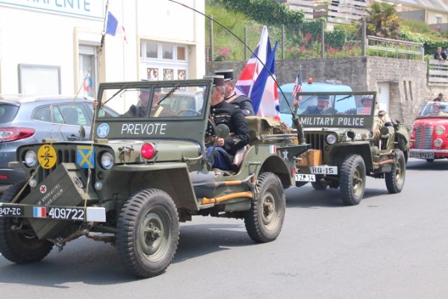 Commémoration libération Port-En-Bessin  09zywa