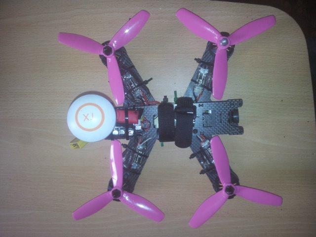 drone de cources  264pk4