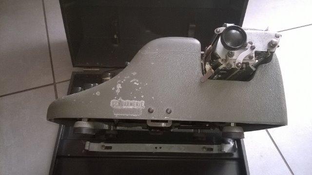 Machines à écrire GN. 25uz2l