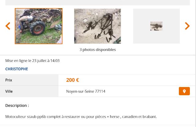 pp 6 b pas cher 244ufv