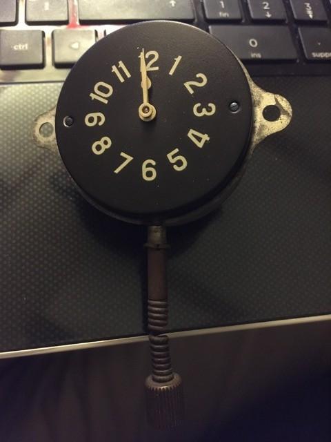 montre électrique hotchkis 21yhr2