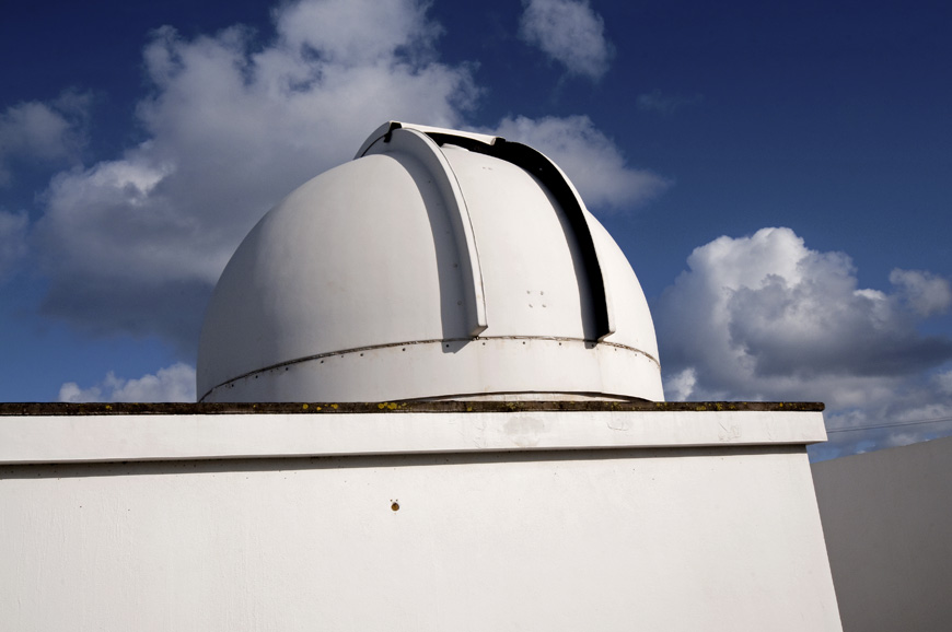 Observatoire Astronomique de Santana Açores (OASA) 11