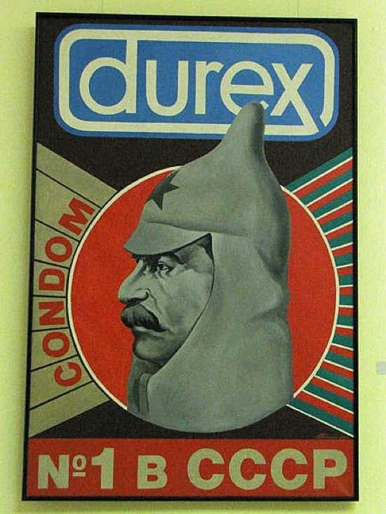 ¿Influye el ser marxista en el amor? - Página 2 Stalin-condom-durex