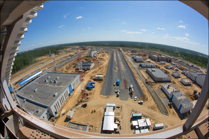 New Russian Cosmodrome - Vostochniy - Page 2 Inside%20panorama%202