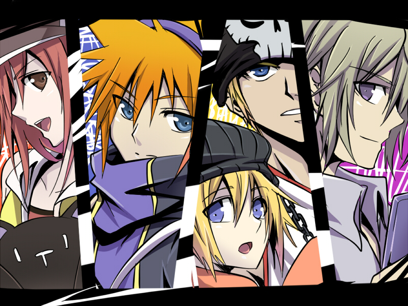 The World Ends With You characters in SSBC The_world_ends_with_you