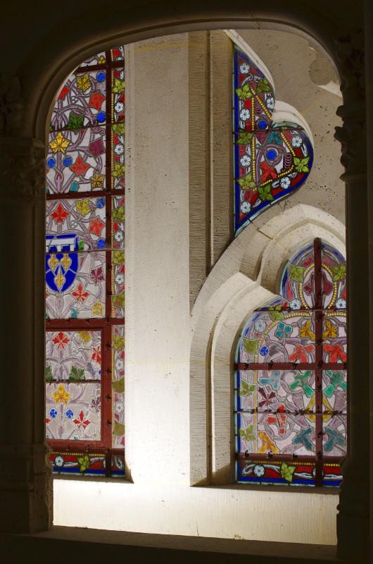 Chateau de Pierrefond 14 novembre 2010 - Page 3 16_vitrail