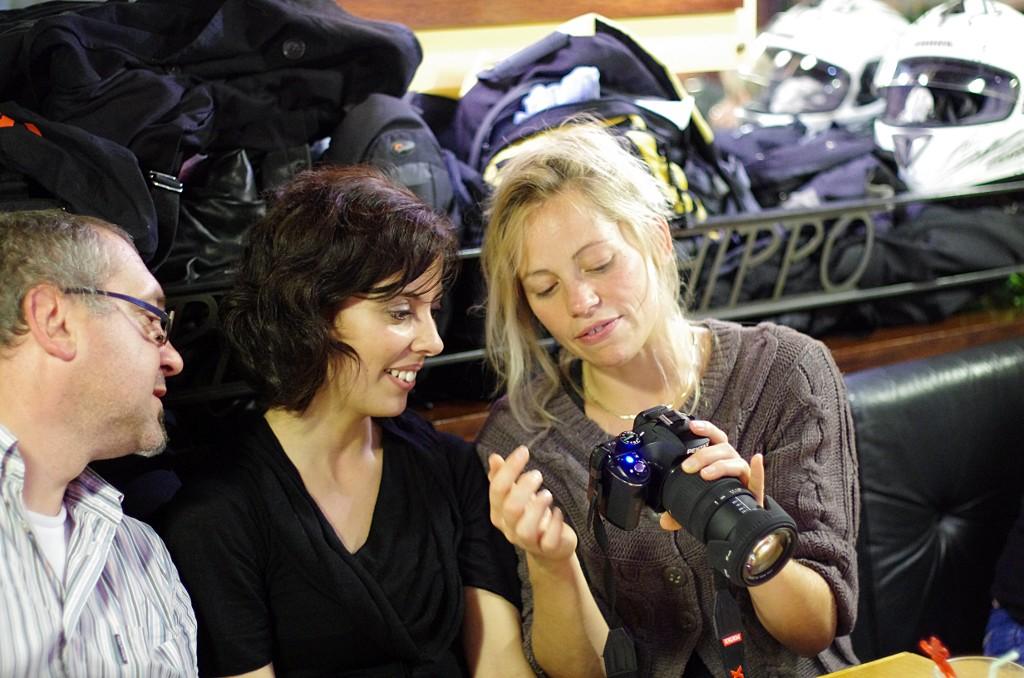 Rencontre du salon de la photo 2010 29