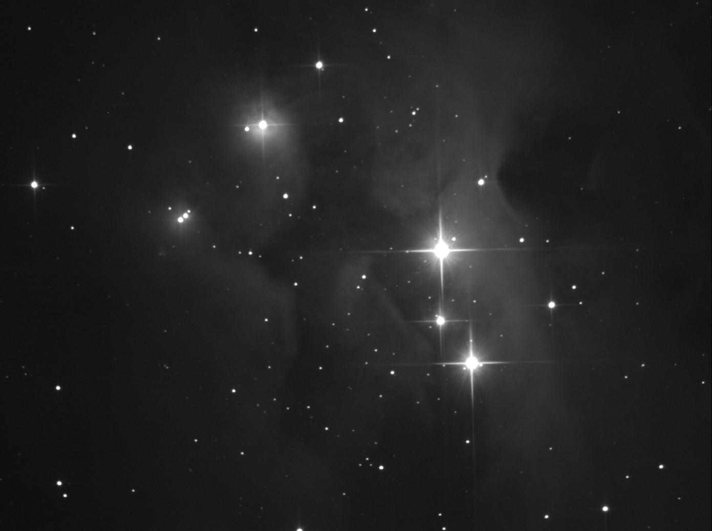 Sortie le 9 10 2015 NGC1977