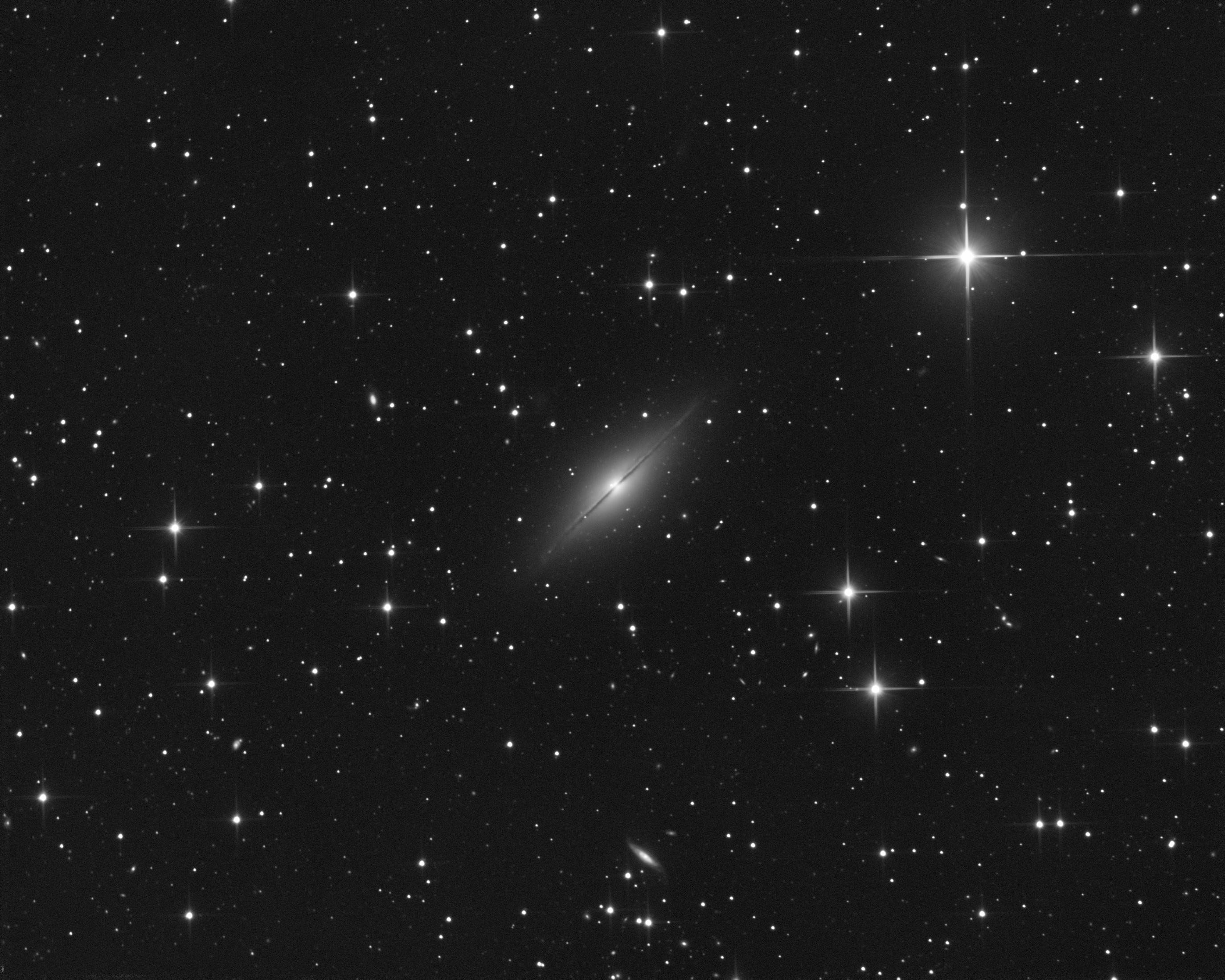 Supernova 2021rhu dans la galaxie NGC7814 Ngc7814_brut