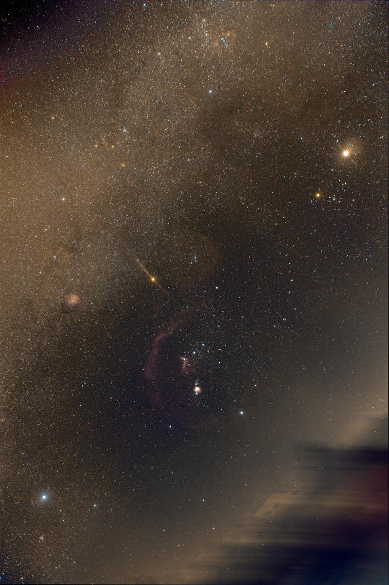 Orion Orionaddflatneb