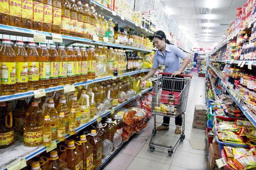 Bí quyết trưng bày hàng hóa trên giá kệ siêu thị, cửa hàng Fivimart-lan-dau-tiet-lo-ly-do-ket-hon-voi-aeon_1461215832