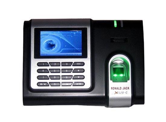 Tại sao nên lựa chọn máy chấm công Ronald Jack At_1350661767_Ronal%20Jack%20-%20X628C_1420615704