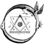 Алхимия - наука или средство доступа к Высшему Сознанию? Al_ouroboros2_small