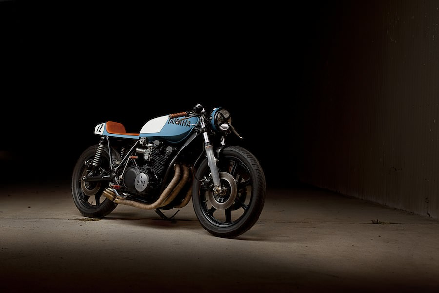 Yamaha XS750 Cafe Racer by Ugly Motorbikes Yamaha-XS750-Cafe-Racer-1