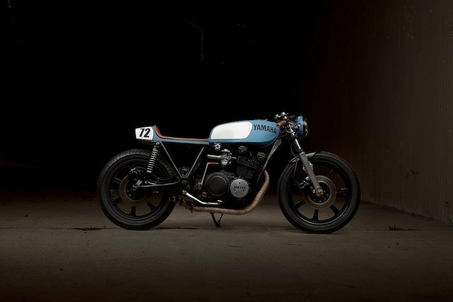 Yamaha XS750 Cafe Racer by Ugly Motorbikes Yamaha-XS750-Cafe-Racer