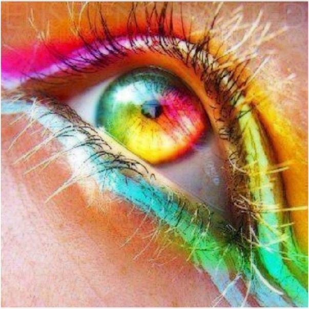 Colorando coriandoli Colors