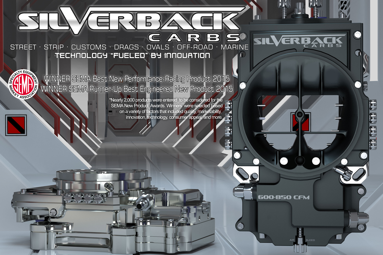 Silverback Carbs Fly1