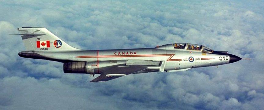 Le jet record qui hante encore un pays McDonnell-CF-101-Voodoo--Serial-No--101046---2-