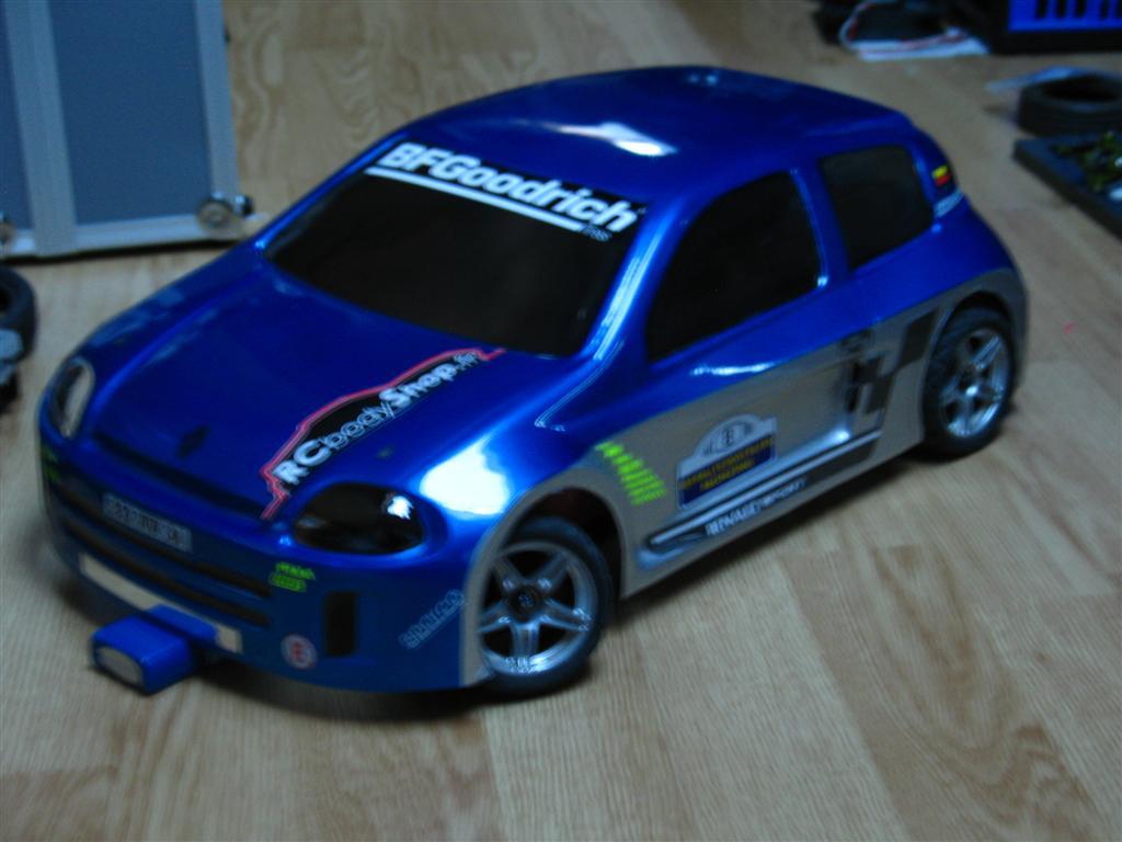 Kyosho Zx5 Clio 2.1 Zx5clio3