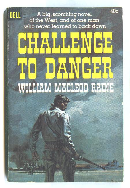La casa del terrore (n.32/33/34) Vintagewesternpb_challengetodanger_front