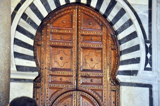 في العالم العربي مساجد تحف معمارية 115351298